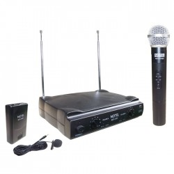 Notel - Not 700 EY Uhf 1 El 1 Yaka Tipi Telsiz Mikrofon
