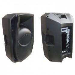 Notel - Not PKH 381A Aktif Kabin Hoparlör 400W 15inç Usbli 1 Adet Hoparlör Çıkışı