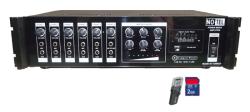 Notel - Not 2100 M12 2x100 Watt Seçim Aracı Amplifikatör 12 Volt