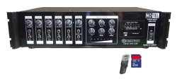 Notel - Not 2200 M24 2x200 Watt Seçim Aracı Amplifikatör 24 Volt