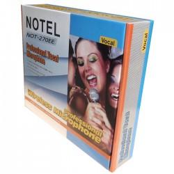 Not 270 EE Vhf Çift El Tipi Mikrofon - Thumbnail