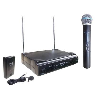 Not 270 EY Vhf 1 El 1 Yaka Mikrofon