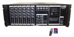 Notel - Not 4100 B24 4x100 Watt Seçim Aracı Amplifikatör 24 Volt