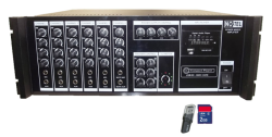 Notel - Not 4200 B24 4x200 Watt Seçim Aracı Amplifikatör 24 Volt