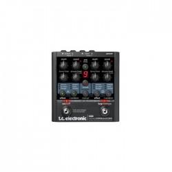 TC Electronic - Nova NM-1 Modulator Dual Modulation Effects Pedal