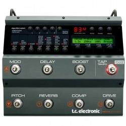 TC Electronic - Nova System Gitar multi-effect Analog Distorsion Pedal