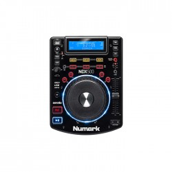 Numark - NDX500 MP3/CD/USB Player