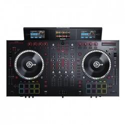 Numark - NS7 III 4 Kanal motorize DJ kontroller ve Mixer