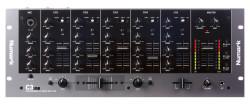Numark - C3 USB Mixer 5 Kanal mobil DJ Mixer