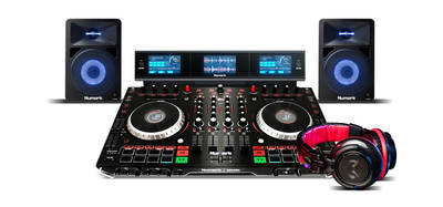 NUMARK DJ Set 1