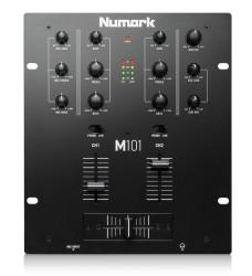 Numark - M101 Mixer 2 Kanal DJ Mixer
