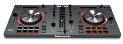 Numark - MixTrack 3 Virtual DJ için komple çözüm sunan kontroller