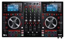 Numark - NV II Serato DJ için, çift ekranlı profesyonel DJ kontroller, yeni sürüm