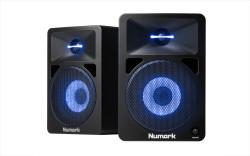 Numark - NWAVE 580L Hoparlör Aktif Masaüstü DJ hoparlörü (Çift)