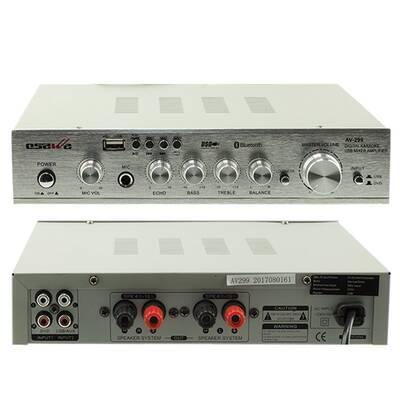 AV-299 USB-SD-Bluetooth 160 Watt Anfi