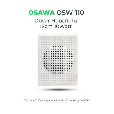 OSW-110 DUVAR HOPARLÖRÜ