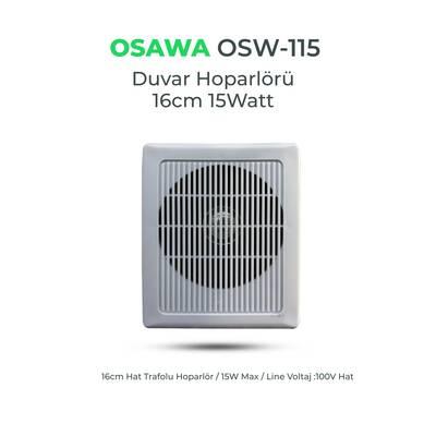 OSW-115 DUVAR HOPARLÖRÜ