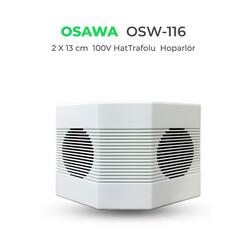 Osawa - OSW-116 Çift Yönlü 16 Cm Sütun Hoparlör