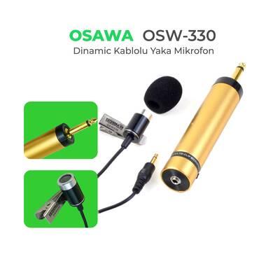 OSW 330 Yaka Mikrofonu