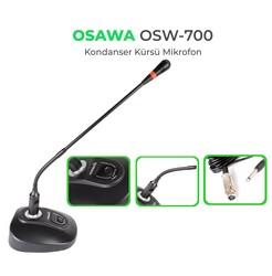 Osawa - OSW-700 Kürsü Mikrofonu