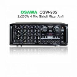 Osawa - OSW-905 2x250 Watt Çift Kanal Power Anfi