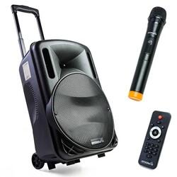 Osawa - OSW-9130 Portatif Seyyar El Telsiz Mikrofonlu Ses Sistemi 125 Watt