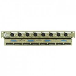 Radial Engineering - OX8-J 8 Kanal, 3 Yollu Mikrofon Ayırıcısı (Jensen Transformer)