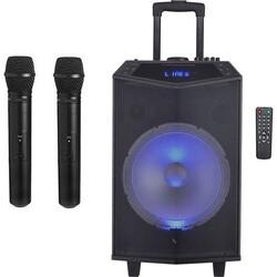 Oyility - DK-12 300 Watt Taşınabilir Portatif El Mikrofonlu Hoparlör