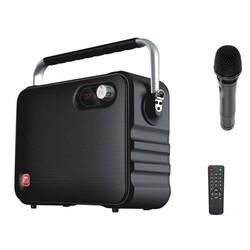 Oyility - T-6 EL 40 Watt Taşınabilir Portatif El Mikrofonlu Seyyar Hoparlör