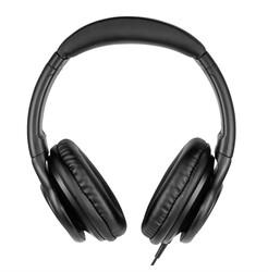 Panasonic - RP-HD6ME-K Kulak Üstü Stereo Mikrofonlu Kulaklık