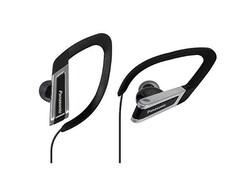 Panasonic - RP-HS200E-K Suya Dayanklı Kablolu Sporcu Kulaklık