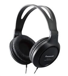 Panasonic - RP-HT161E-K Kulak Üstü Stereo Kapalı Kulaklık