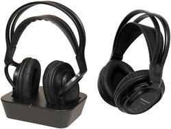 Panasonic - RP-WF830WE-K Kulak Üstü 2 Adet Kablosuz Kulaklık