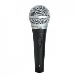 Shure - Pg48-Xlr-B Dinamik Vokal Mikrofon