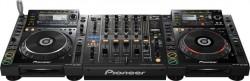 Pioneer - 900 Nexus Setup ( Djm 900Nxs , 2xCdj900Nxs)