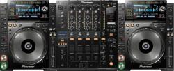 Pioneer - Cdj2000 / Djm900 Nexus Setup ( Djm 900Nxs , 2xCdj2000Nxs)