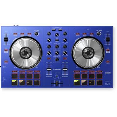 DDJ SB-L 2 Kanal Portable MIDI Controller (Mavi)