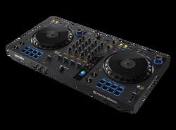 Pioneer - Dj DDJ-FLX6 4 Kanal Rekordbox ve Serato Controller