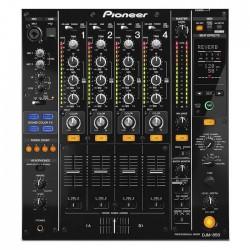 Pioneer - DJM 850K 4 Kanal Traktor Dj Mikseri (Siyah)
