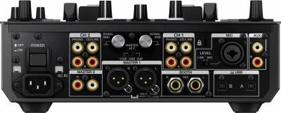 Djm S9 K Serato Mikser 2 Kanal Beat Fx, 2 Ses Kartı