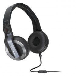 Pioneer - HDJ 500T K Dinamik Dj Kulaklığı (Siyah)