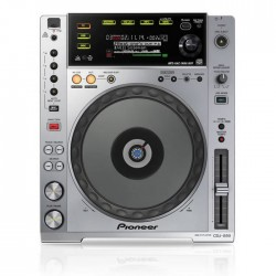 Pioneer - CDJ 850 CD/MP3 Player (Gümüş Rengi)