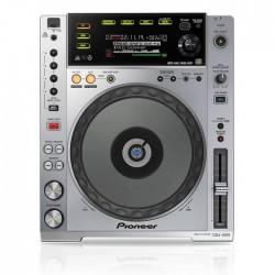Pioneer - CDJ 850 CD/MP3 Player (Gümüş Rengi)