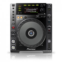 Pioneer - CDJ 850 K CD/MP3 Player (Siyah)
