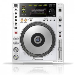 Pioneer - CDJ 850 W CD/MP3 Player (Beyaz)