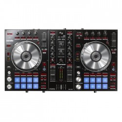 Pioneer - DDJ SR 2 Kanal Portable Serato Controller (DJ Kontrol Cihazı)