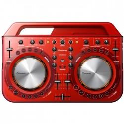 Pioneer - DDJ WEGO2 R Dj Midi Kontrol Cihazı (Kırmızı)