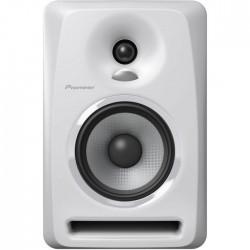 Pioneer - S DJ50X W 5 inç, Aktif Referans Hoparlör (Beyaz)