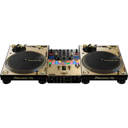 Pioneer - Plx 1000 / Djm S9 Komple Set Gold Limited Edition