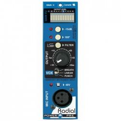Radial Engineering - PowerPre Pre-Amplifikatör Modülü